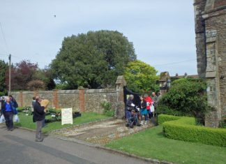 pen Gardens Day in Winchelsea