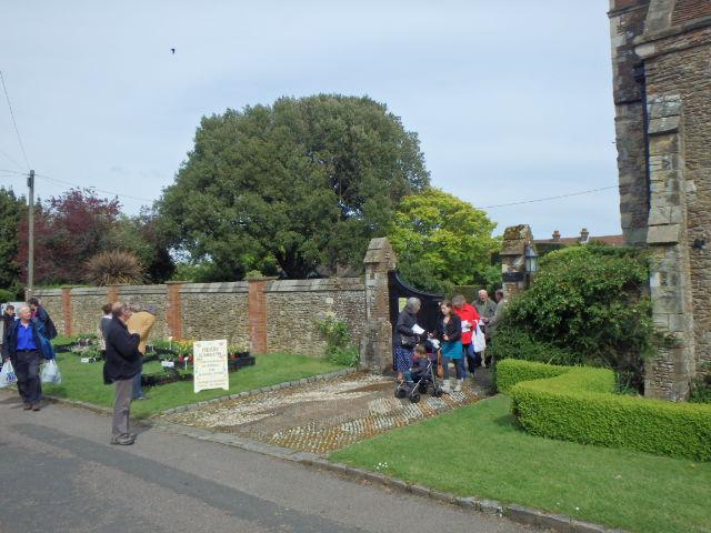 pen Gardens Day in Winchelsea