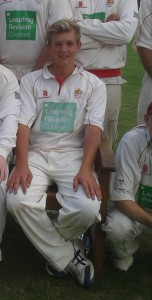 Harry Smeed took another 4 wickets in the dedeat to Keymer & Hassocks