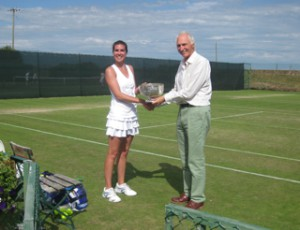 After winning last years years titles Philippa Coates is back this year to try and defend them