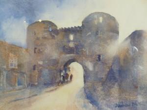 Andrew Blyth's Landgate, Rye
