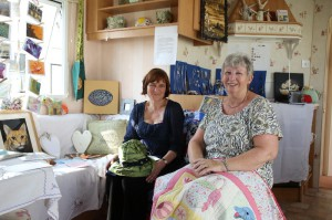 Craft event in the Caravan 3B2A1968