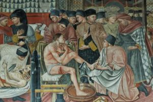 Spotlight on the Black Death