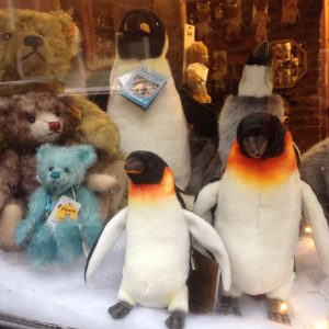 Must have this Christmas: Stuffed Penguins from £23 The Corner House