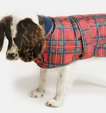 Danisg Design Dog Coat, various patterns. from Pette Shoppe Rye