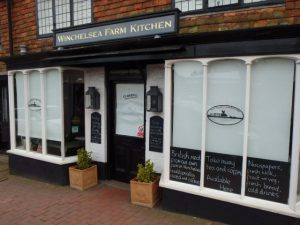 Winchelsea loses sole tea shop