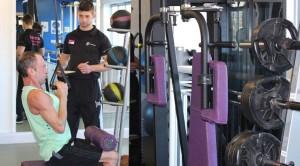 weight lifting sport centre