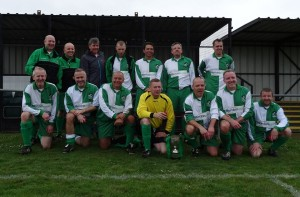 Icklesham's league winning team