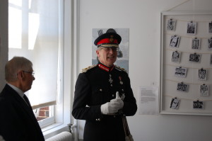 The Lord Lieutenant of East Sussex, Mr Peter Field