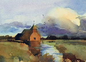 Fairfield Church by Andrew Blyth