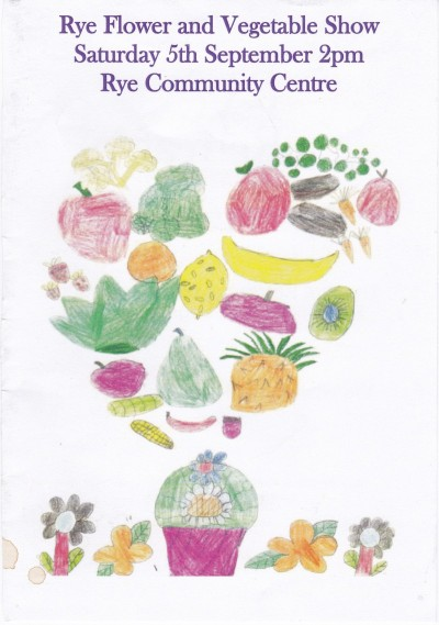 Flower and Veg Show brochure 2015