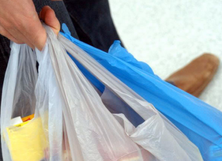 Plastic bag charge