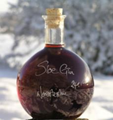 world champion Demijohn sloe gin