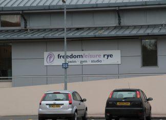 Rye Sports centre