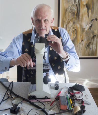 Graham Short - engraver extraordiaire