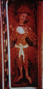Seraph in a jumpsuit