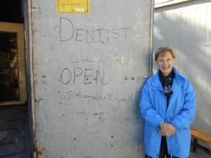 Dental help for refugees