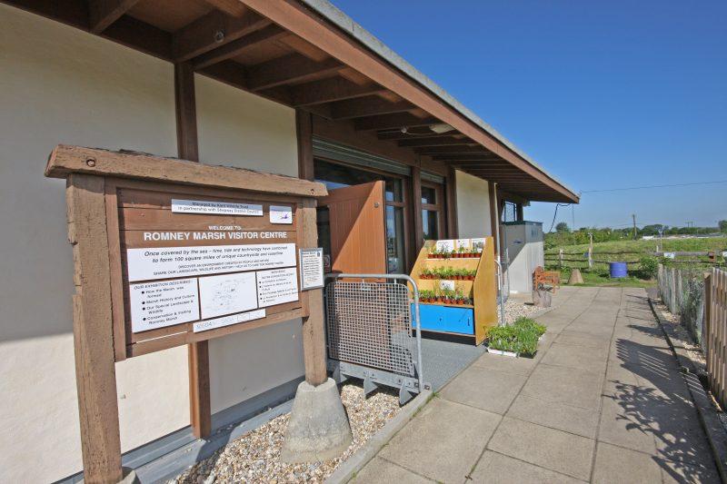 The Kent Wildlife Trust Romney Marsh Visitors Centre