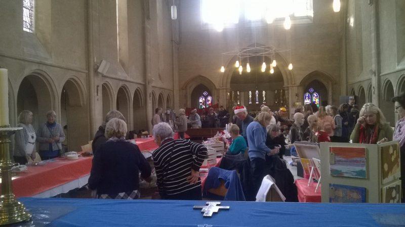 Christmas Fair at St John the Evangelist