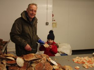 Market Fisheries Scallop week 2017