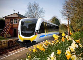 Mini hybrid train