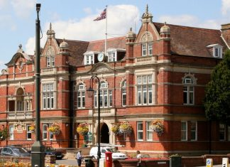Bexhill town hall