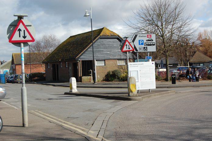 station car park medium
