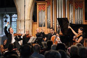 Peasmarsh chamber music triumph