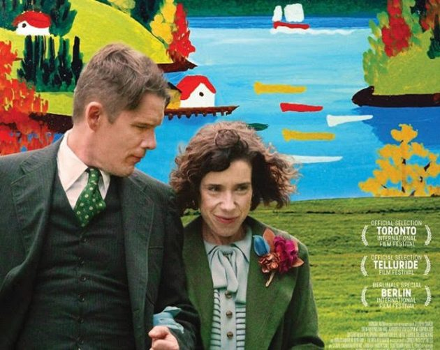 Maudie in town this Friday