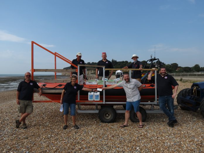 Pett Level Independent Rescue Boat