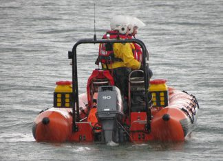 Pett Level Independent Rescue Boat tasked to assist on bank holiday weekend, May 21
